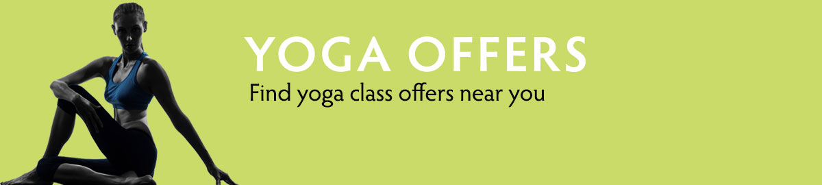 Yoga class see our special offers here