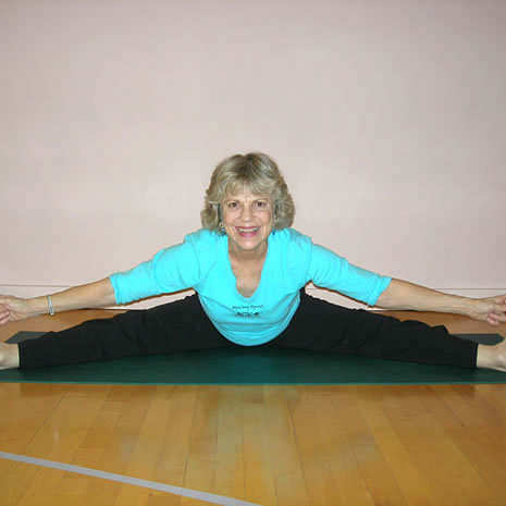 Rosemary T Clough Yoga